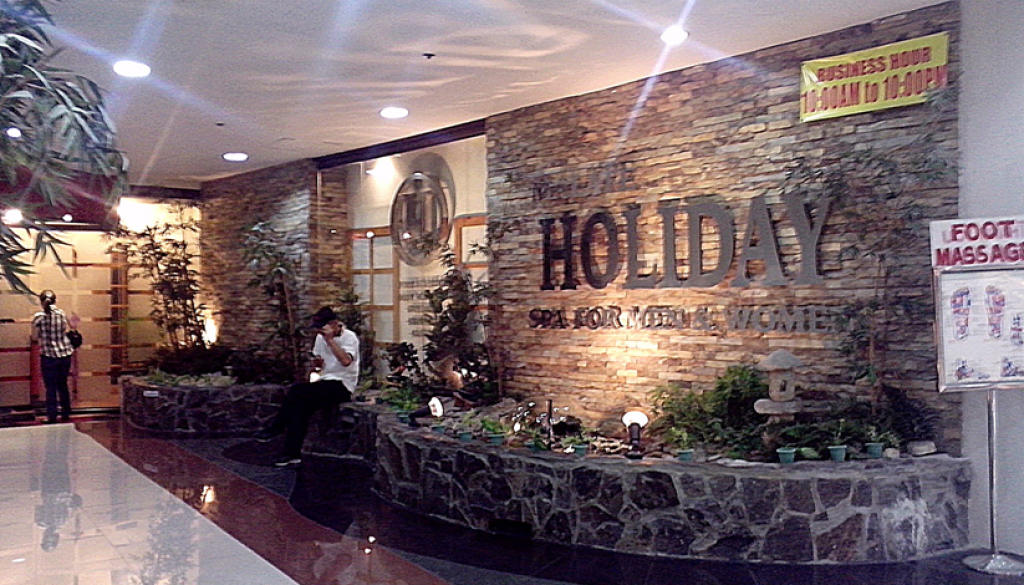 Malate Holiday Spa