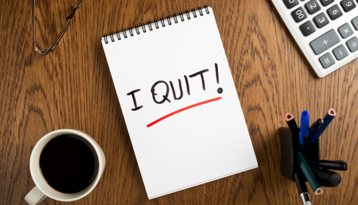 The Best Part of Quitting