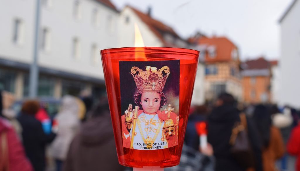 Sinulog Festival in Germany
